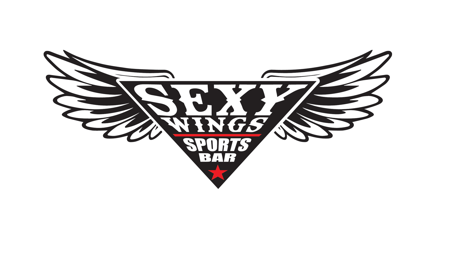 Sexy Wings Branding
